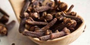 Beneficios de la especia clavo
